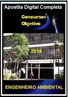 Apostila Prefeitura de Jacareí SP 2018 - ENGENHEIRO AMBIENTAL