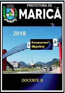 Apostila Prefeitura de Maricá 2018 - DOCENTE II