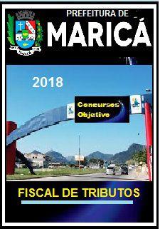 Apostila Prefeitura de Maricá 2018 - FISCAL DE TRIBUTOS