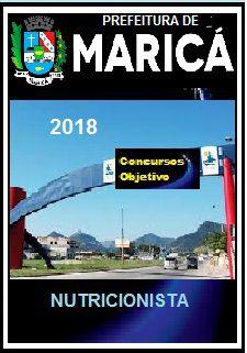 Apostila Prefeitura de Maricá 2018 - NUTRICIONISTA
