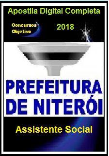 Apostila Prefeitura de Niterói 2018 - ASSISTENTE SOCIAL