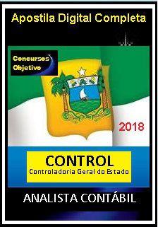 Apostila SEARH  - RN 2018 - ANALISTA CONTÁBIL