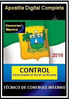 Apostila SEARH - RN 2018 - TÉCNICO DE CONTROLE INTERNO:
