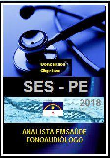 Apostila SES - PE 2018 - ANALISTA EM SAÚDE/FONOAUDIÓLOGO