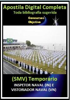 Apostila SMV Temporário 2019/2020 - ÁREA TÉCNICA: INSPETOR NAVAL (IN) E VISTORIADOR NAVAL (VN)
