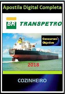 Apostila Transpetro 2018 - COZINHEIRO