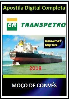 Apostila Transpetro 2018 - MOÇO DE CONVÉS
