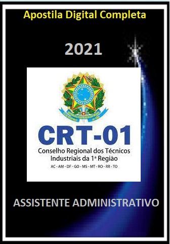 ASSISTENTE ADMINISTRATIVO (CRT - 01) 2021