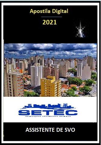 ASSISTENTE DE SVO - SETEC 2021