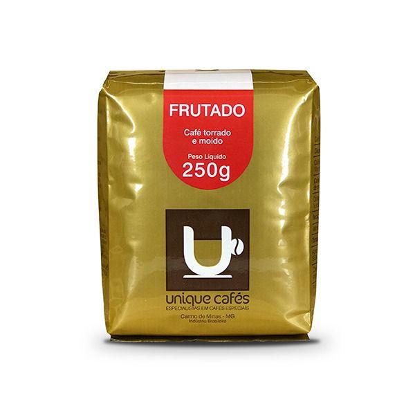 Grãos - Café Unique Frutado