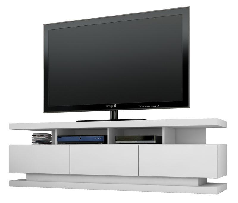 Rack para Tv Vivare Germai - Branco