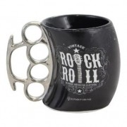 CANECA SOCO INGLES ROCK AND ROLL