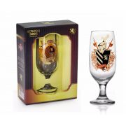 Taça Floripa Rótulos Cerveja Medieval + Caixa Presente
