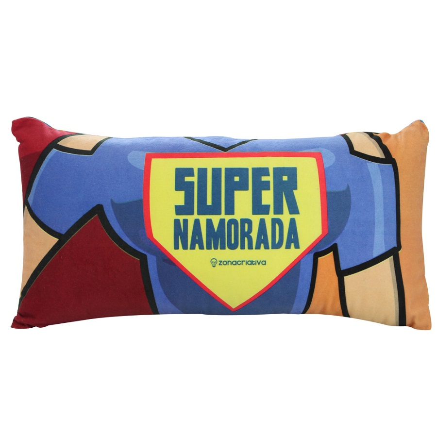 ALMOFADA SUPER NAMORADA