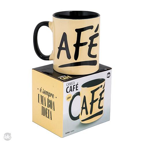 CANECA CAFE - É SEMPRE UMA BOA IDEIA