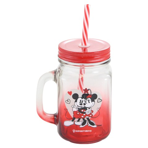 CANECA POTE MICKEY E MINNIE