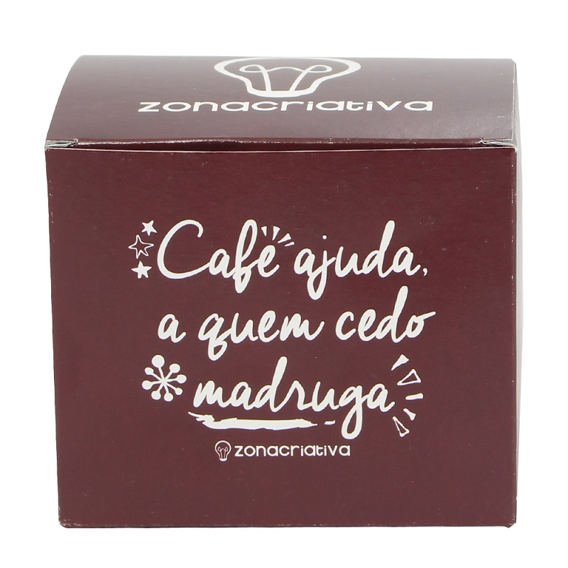 CANECA RETRO 400ML CAFE