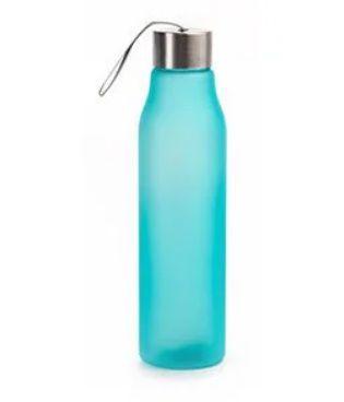 Garrafa De Plástico Fosca 22,0 X 7,0 Cm