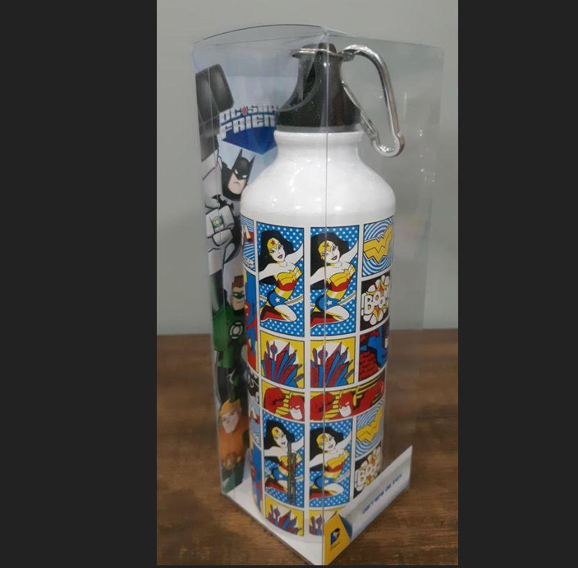 GARRAFA HEROIS DC COMICS -  500ML