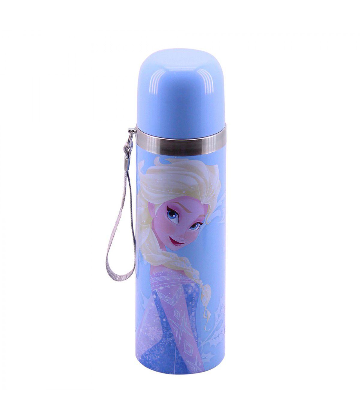 Garrafa Térmica Elsa 500ml Frozen - Disney