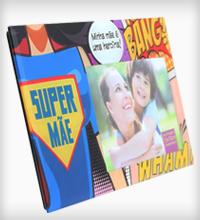 Porta Retrato Super Mãe