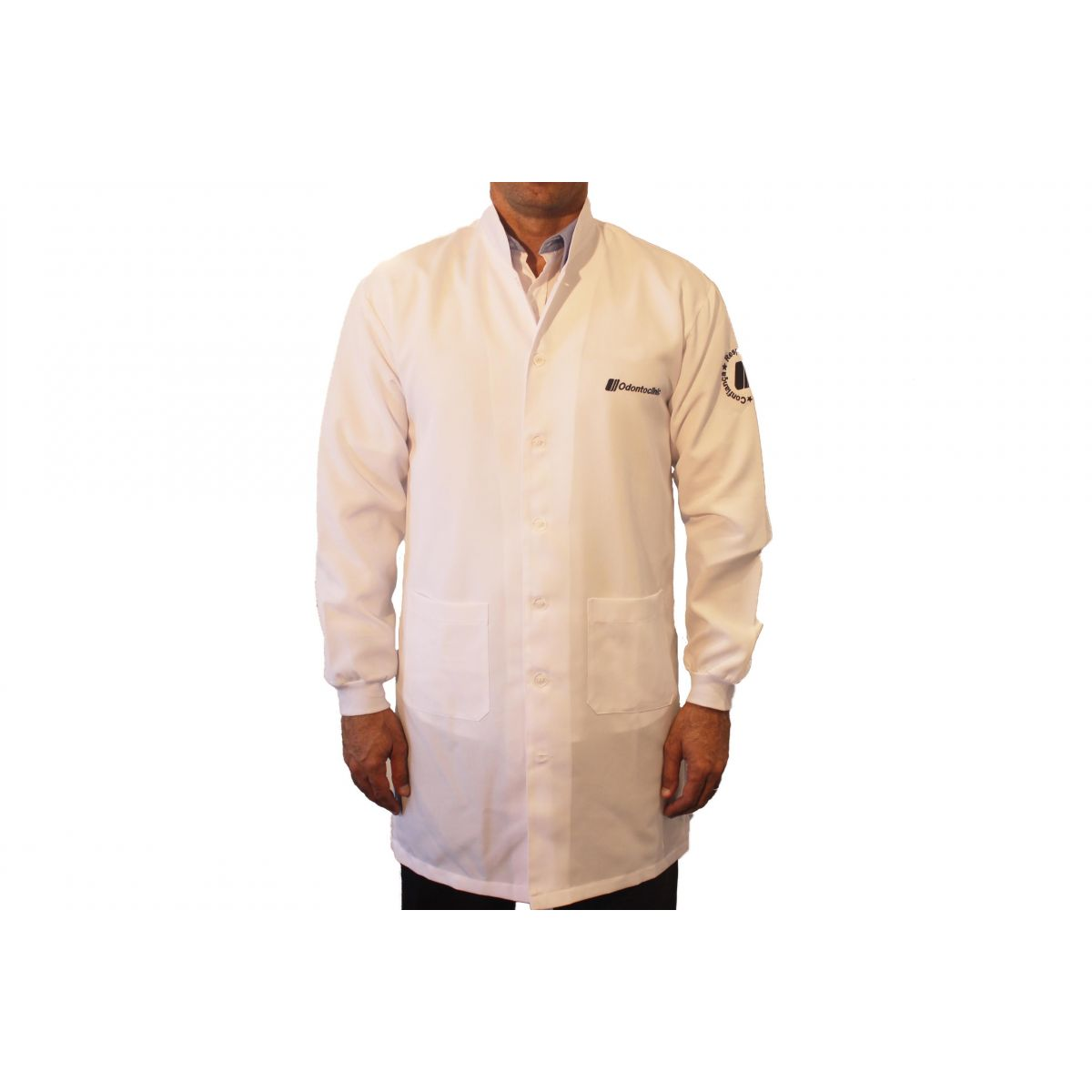 Avental Masculino Cirurgião em Two Way  - Uniformes Odontoclinic