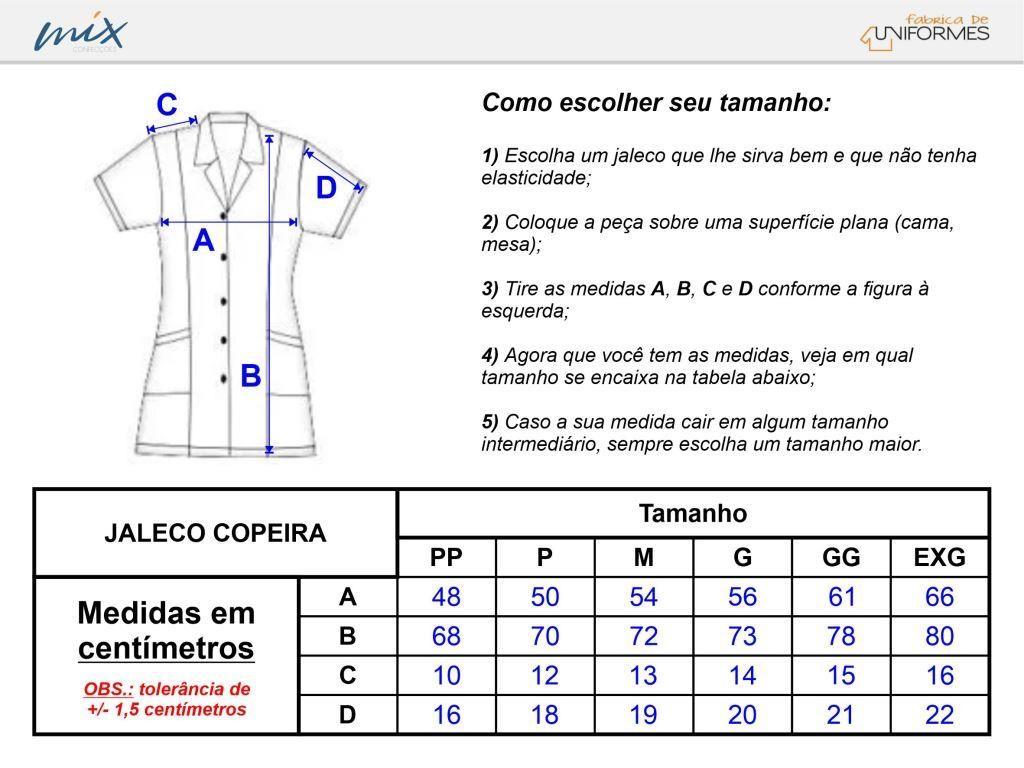 Conjunto Auxiliar de Limpeza  - Uniformes Odontoclinic