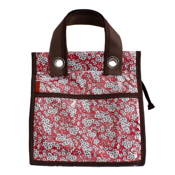 lancheira LILLY | floral sakura