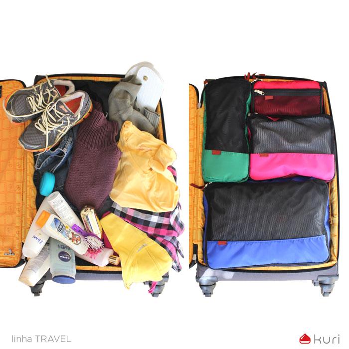 organizador travel ROMA