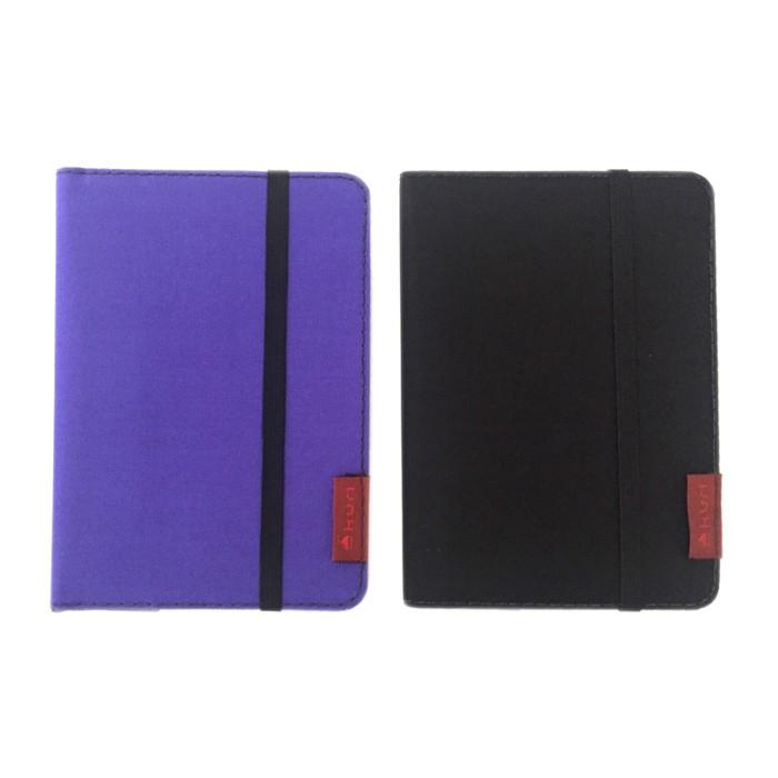 porta passaporte ROXO + porta passaporte PRETO | kit DIA DOS NAMORADOS
