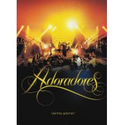 Adoradores DVD + CD