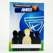 Caderno de Atividades - Amigo
