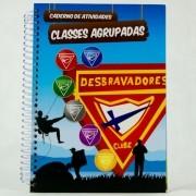 Caderno de Atividades - Classes Agrupadas