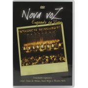 DVD Nova Voz - Enquanto eu Viver