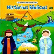 Histórias Bíblicas - Col. 5 Quebra-Cabeças Divertidos