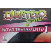 Quarteto Game - Novo Testamento Vol.1