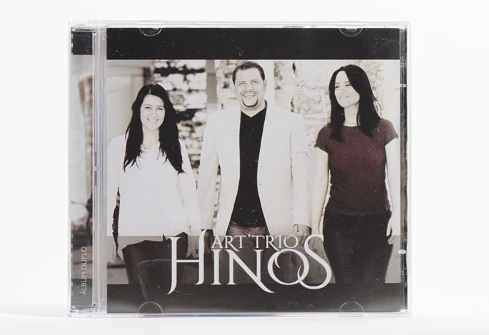 Art'trio - Hinos - CD Duplo