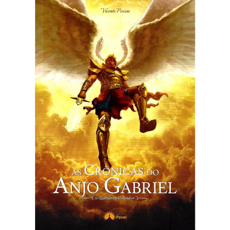 As Crônicas do Anjo Gabriel - O Querubim Cobridor
