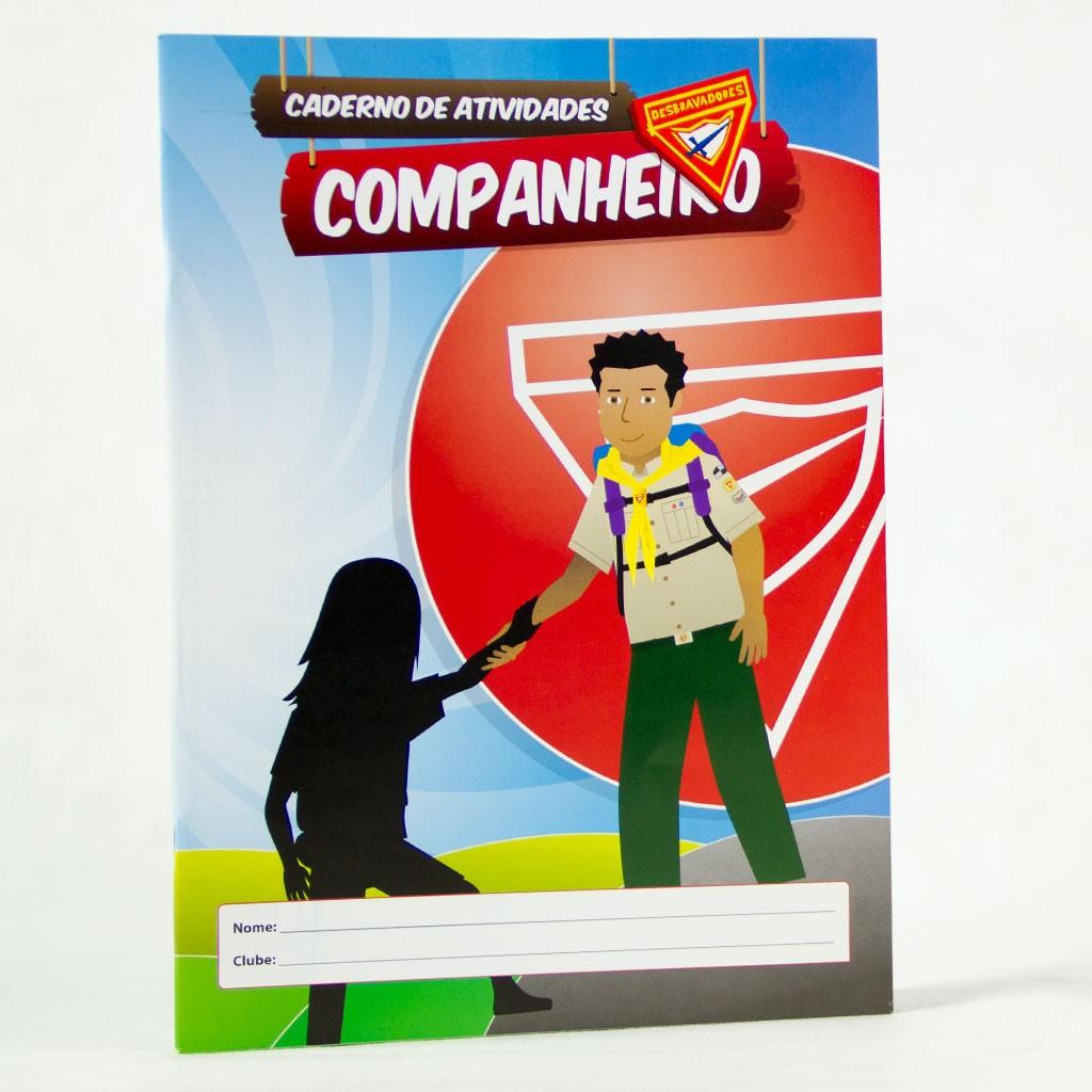 Caderno de Atividades - Companheiro
