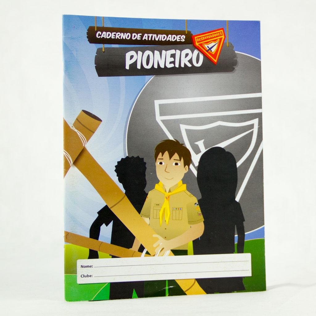 Caderno de Atividades - Pioneiro