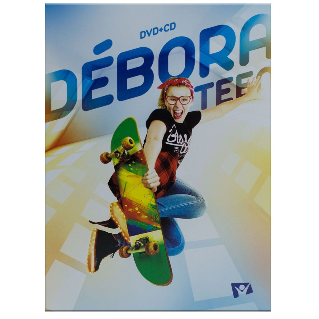 Débora Teen DVD + CD