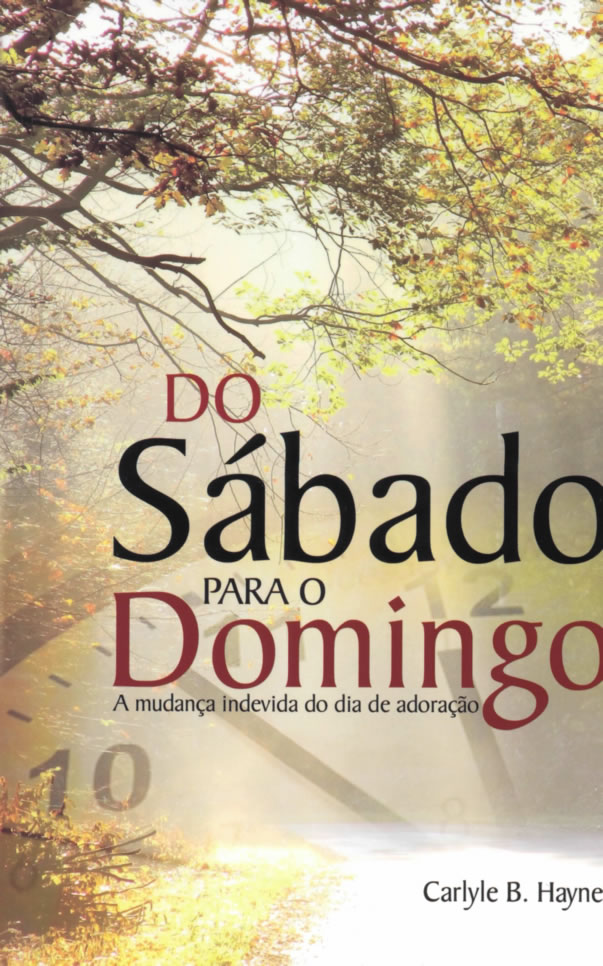 Do Sábado Para o Domingo