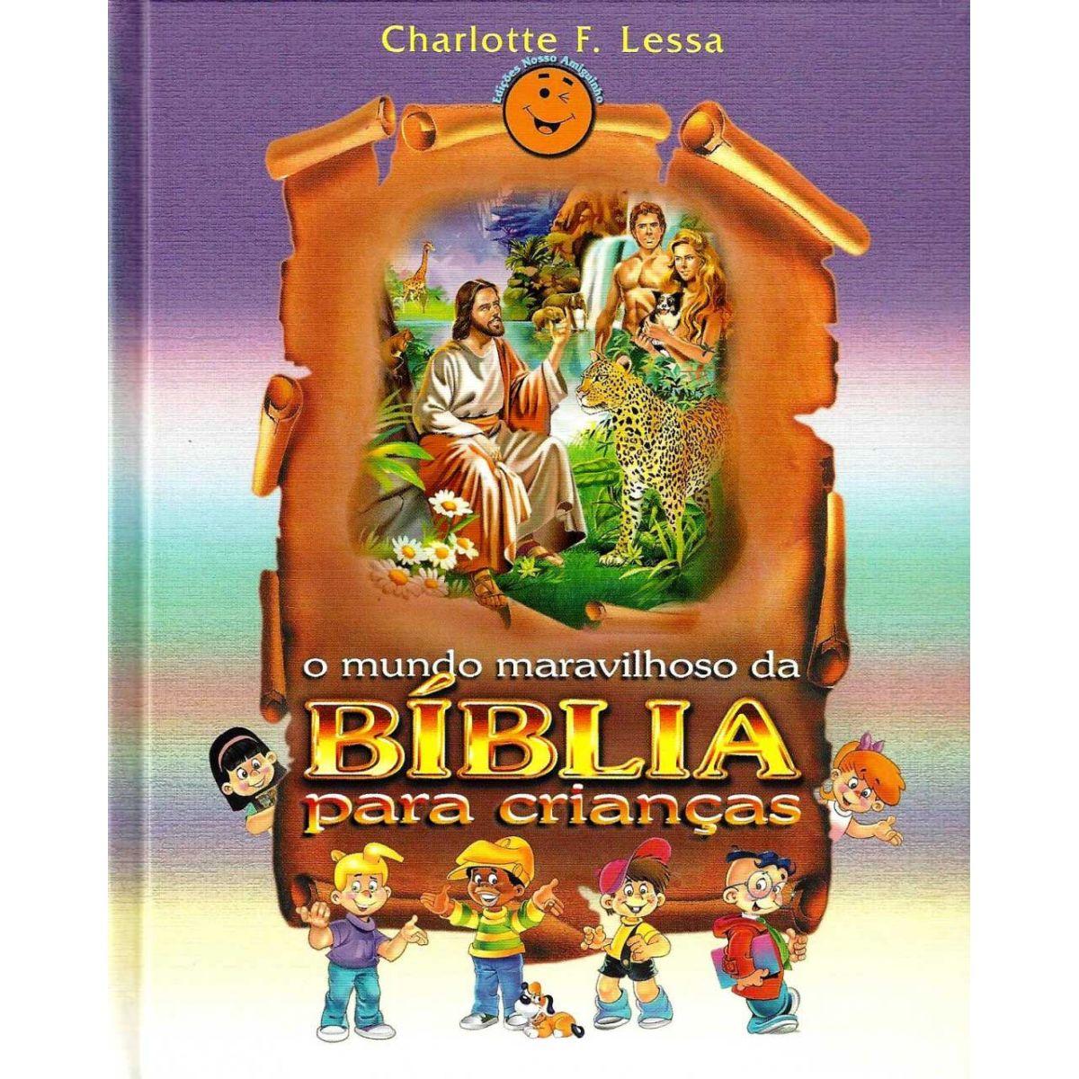 O Mundo Maravilhoso da Bíblia para Crianças