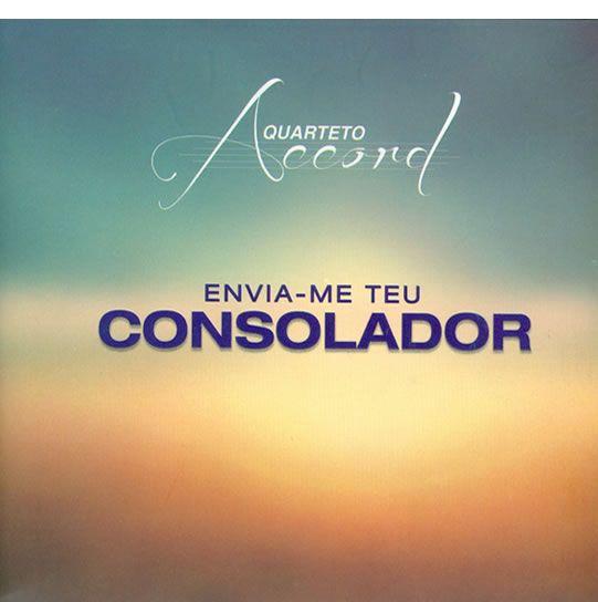 Quarteto Accord - Envia-me Teu Consolador