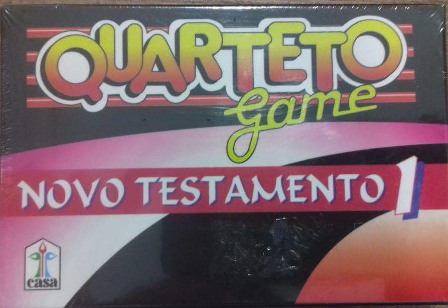 Quarteto Game - Novo Testamento Vol.1