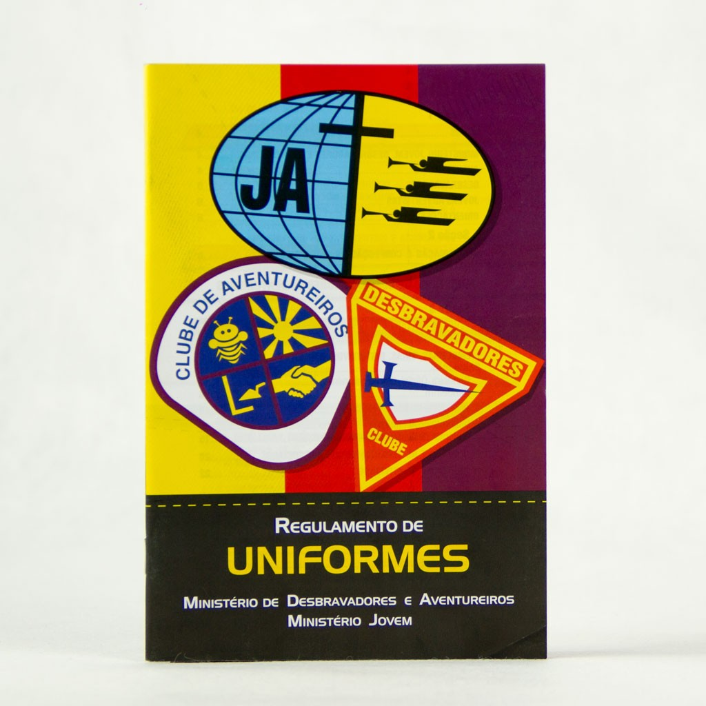 Regulamento de Uniformes - Ministério de Desbravadores, Aventureiros e Jovens