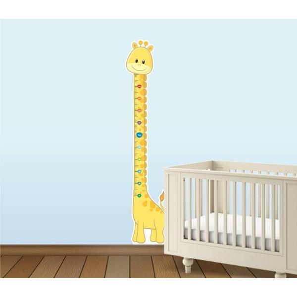 Girafa Medidora- régua do crescimento