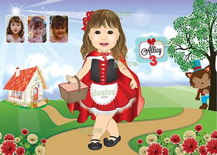 Ilustre de criança