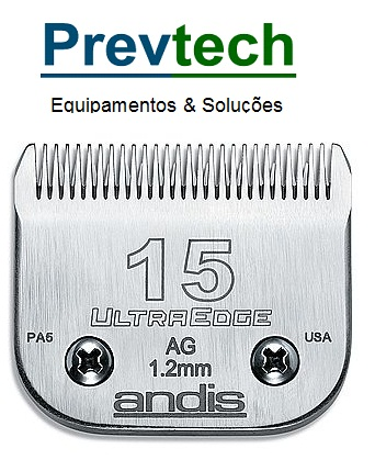 LAMINA Nº 15- 1,2 MM ANDIS ULTRA EDGE