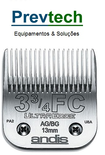 LAMINA Nº3 3/4 FC 13 MM ANDIS ULTRA EDGE